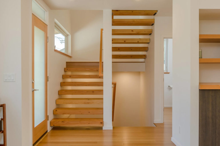 heartwood builders home stairs